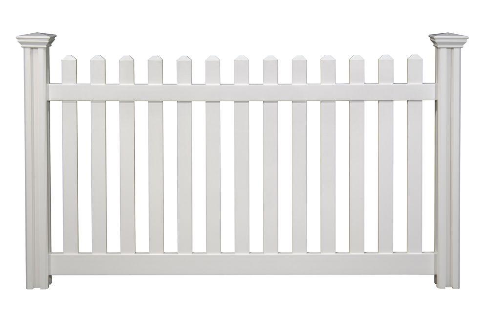 Wambam Fence Wambam White Vinyl Fence Products Buy Vinyl Fences Picket Fences Vinyl Fence Panels Picket Fence Panels Classic Fence