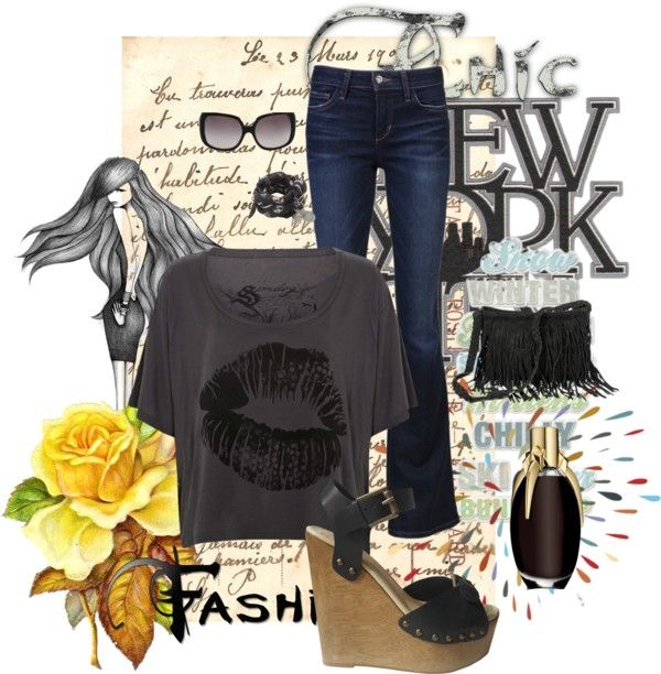 """""""Grunge Chic"""" by abigailaugustalee on Polyvore"""