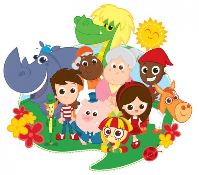 Pin Em Kids Illustration