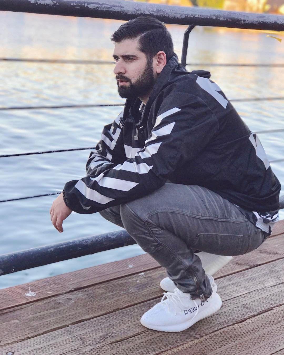 Qias Omar || QrewTV || QrewKicks || Off-White || Off White || adidas Yeezy BOOST 350 V2 Triple ...