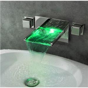 Led Armaturen Bei Homelava Badezimmer Waschbecken Waschbecken Armaturen Led