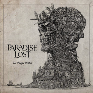 Paradise Lost - The Plague Within (2015) review @ Murska-arviot