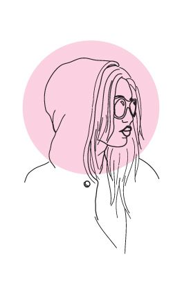 Illustrations by Charlotte Nabben, via Behance