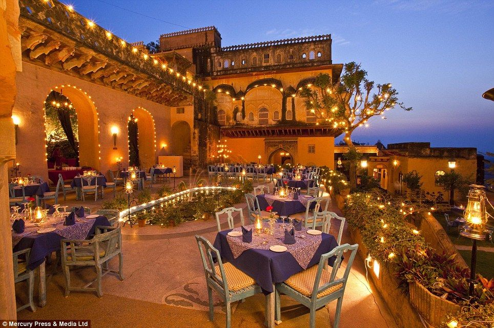 The 15thcentury palace that's been converted into a