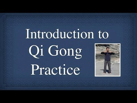 introduction to the concepts of qigong  youtube with