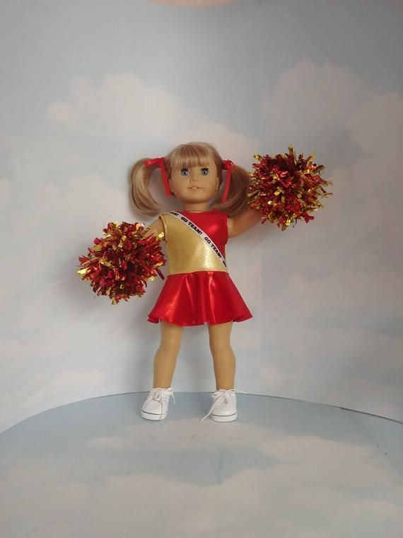 Red and Gold Cheerleader 18 inch doll clothes #18inchcheerleaderclothes Red and Gold Cheerleader 18 inch doll clothes #18inchcheerleaderclothes Red and Gold Cheerleader 18 inch doll clothes #18inchcheerleaderclothes Red and Gold Cheerleader 18 inch doll clothes #18inchcheerleaderclothes