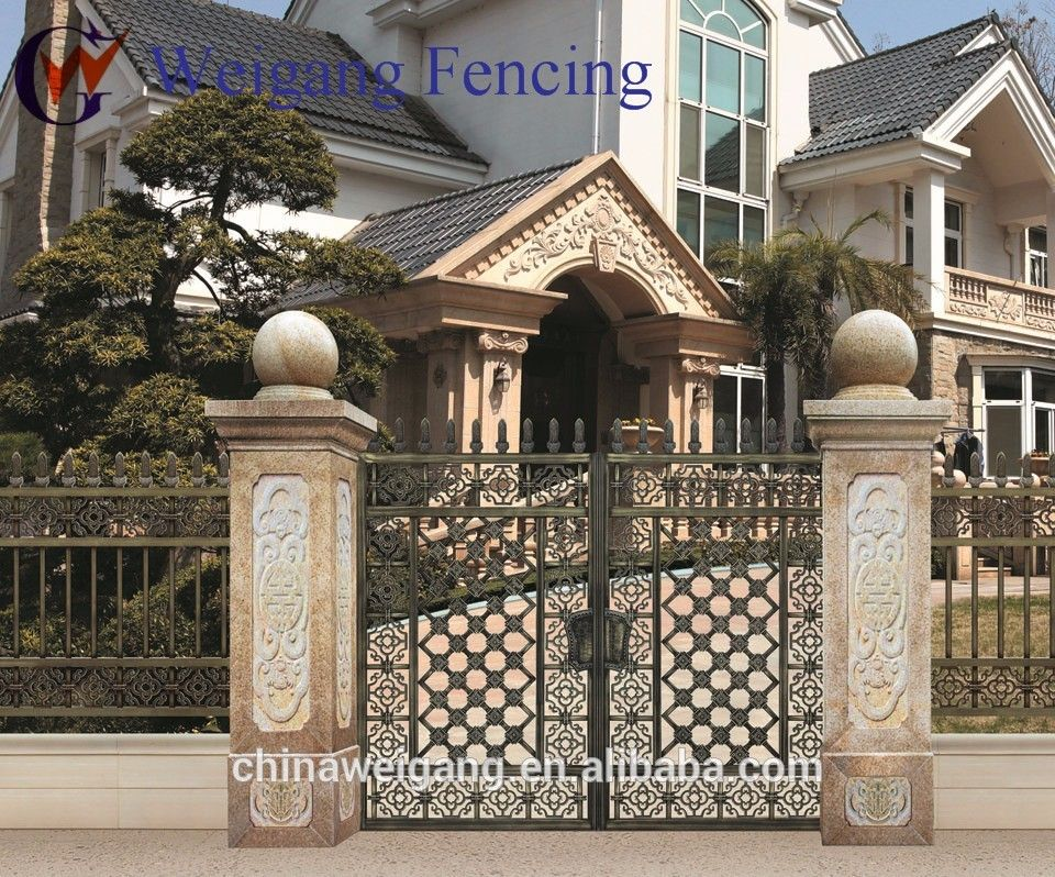 Philippines fence gate design buy fence gate philippines for Small house gate design philippines