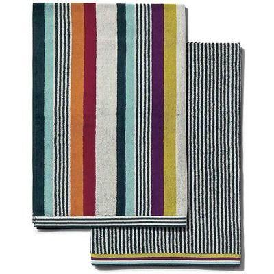 Missoni Home Ken Five Towel Set Towel Set Missoni Home Bath Towels