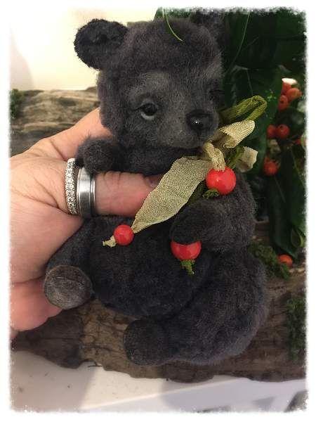 Berry By Sadovska Tetiana - Bear Pile