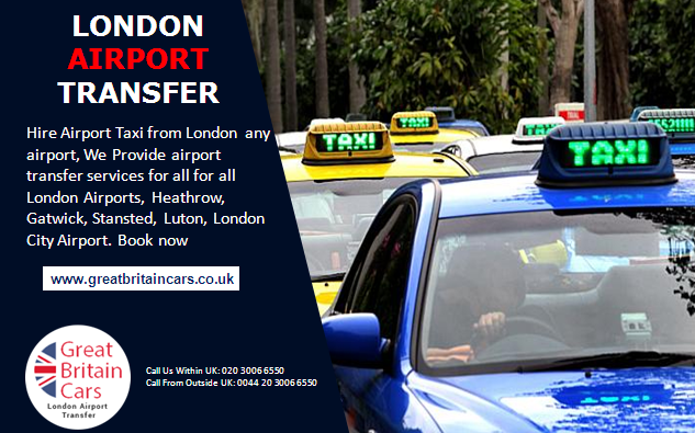 London Airport Transfer Hire Airport Taxi From London Any Airport