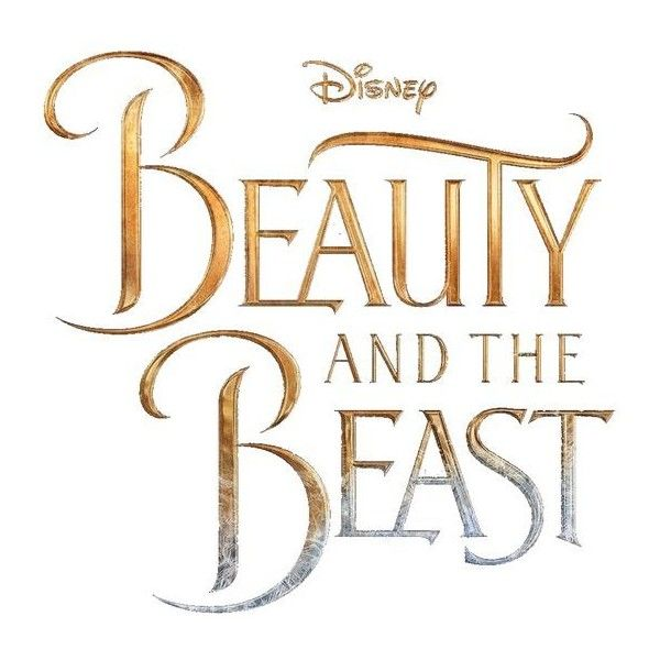 Disney Beauty And The Beast 2017 Logo Liked On Polyvore Featuring Disney Backgrounds Text Wo Beauty And The Beast Disney Beast Disney Beauty And The Beast