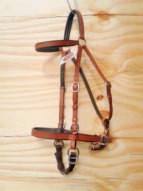 Natural Horse World - LightRider Bridle Stockhorse, $91.67 (http://www.naturalhorseworldstore.com/lightrider-bridle-stockhorse/)