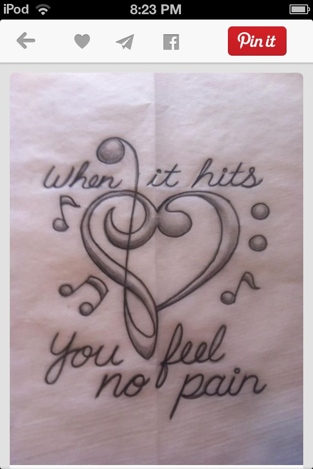 Perfect!!! Defentaly My Next Tat! Love The Bob Marley Quote In It