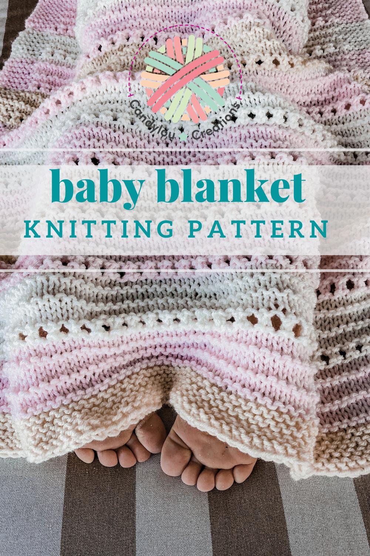 Pin on baby blanket knitting patterns