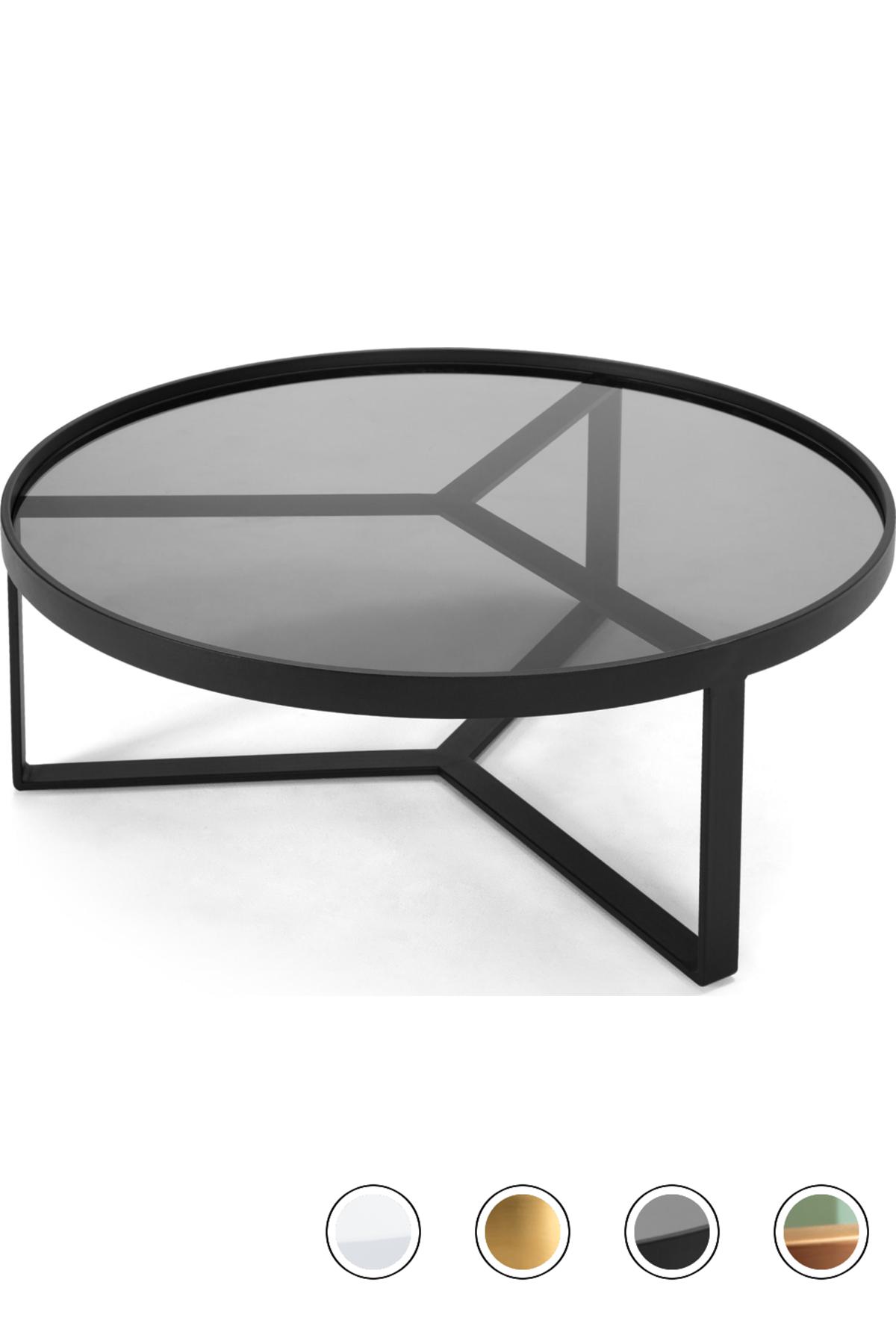 Made Black Grey Coffee Table Black Coffee Tables Made Coffee Table Black Coffee
