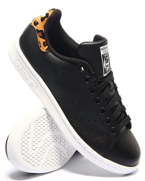 codo Chelín Náutico  Stan Smith Leopard by Adidas | Adidas shoes women, Nike shoes cheap, Adidas  stan smith black