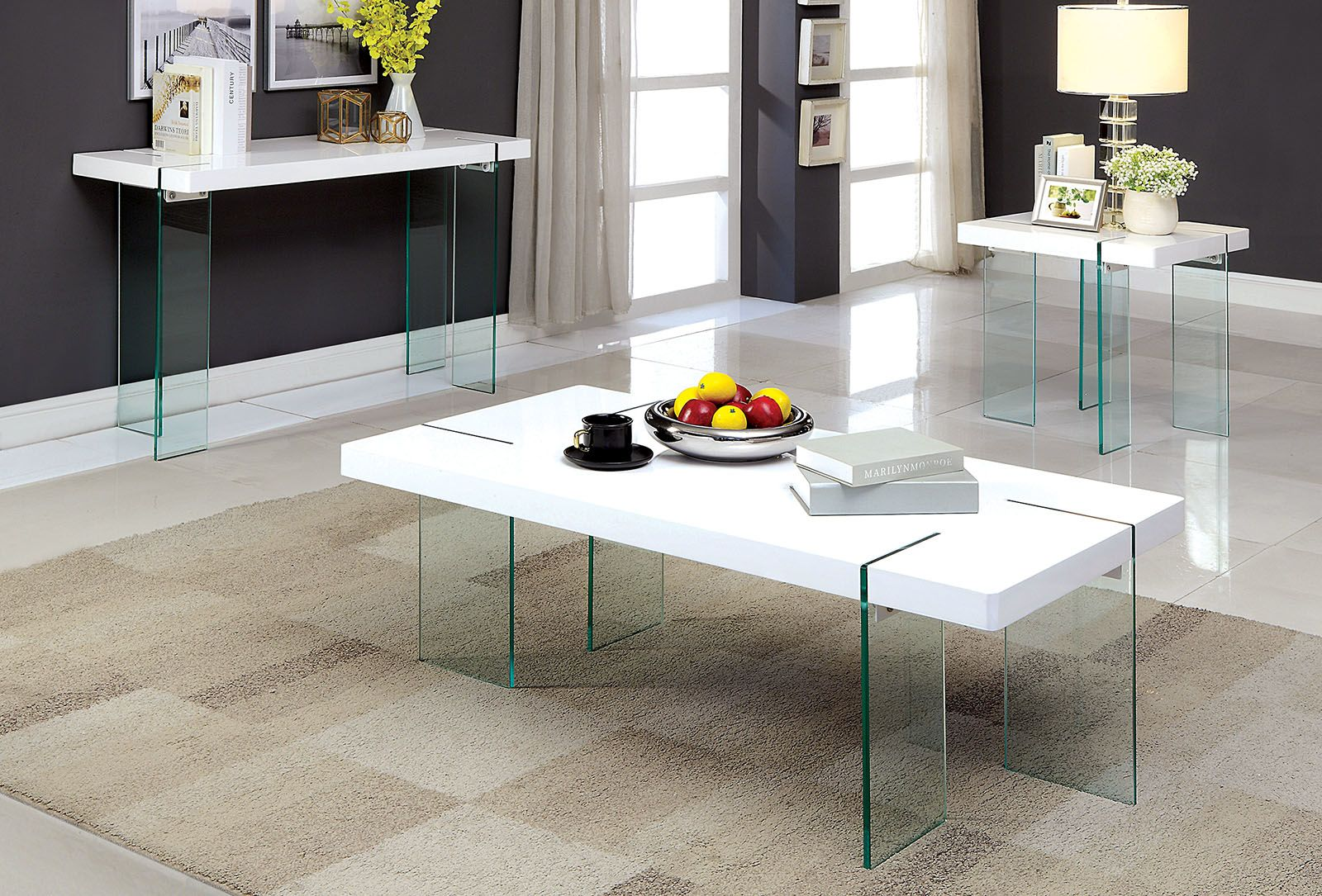 Thorold Coffee Table In 2020 Coffee Table White Coffee Table Modern