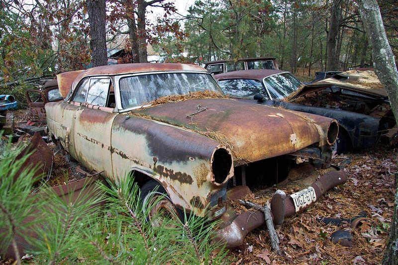 Abandoned Vehicles 2 ★☆ Abandoned cars, Abandoned