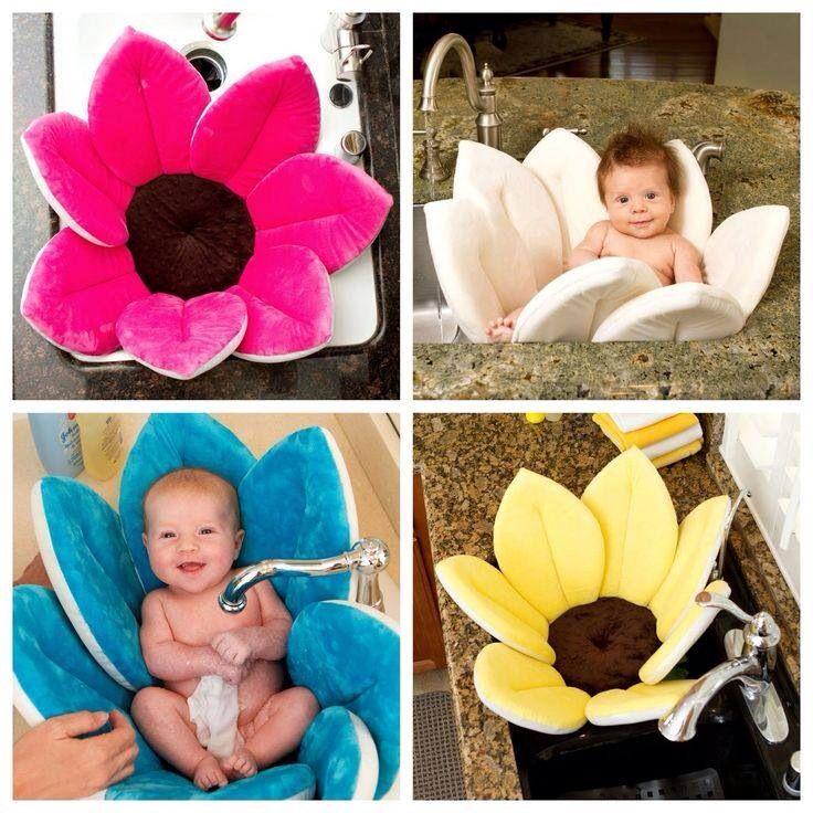 Blooming Petal Baby Bath....too cute : ) #luxurybaby @gwaphousemag ...