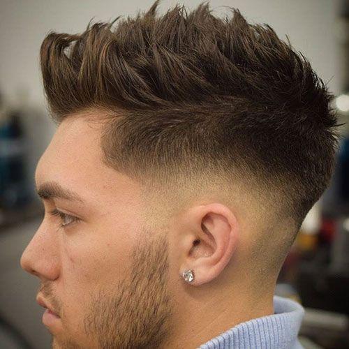 Bald Fade Haircuts For Men