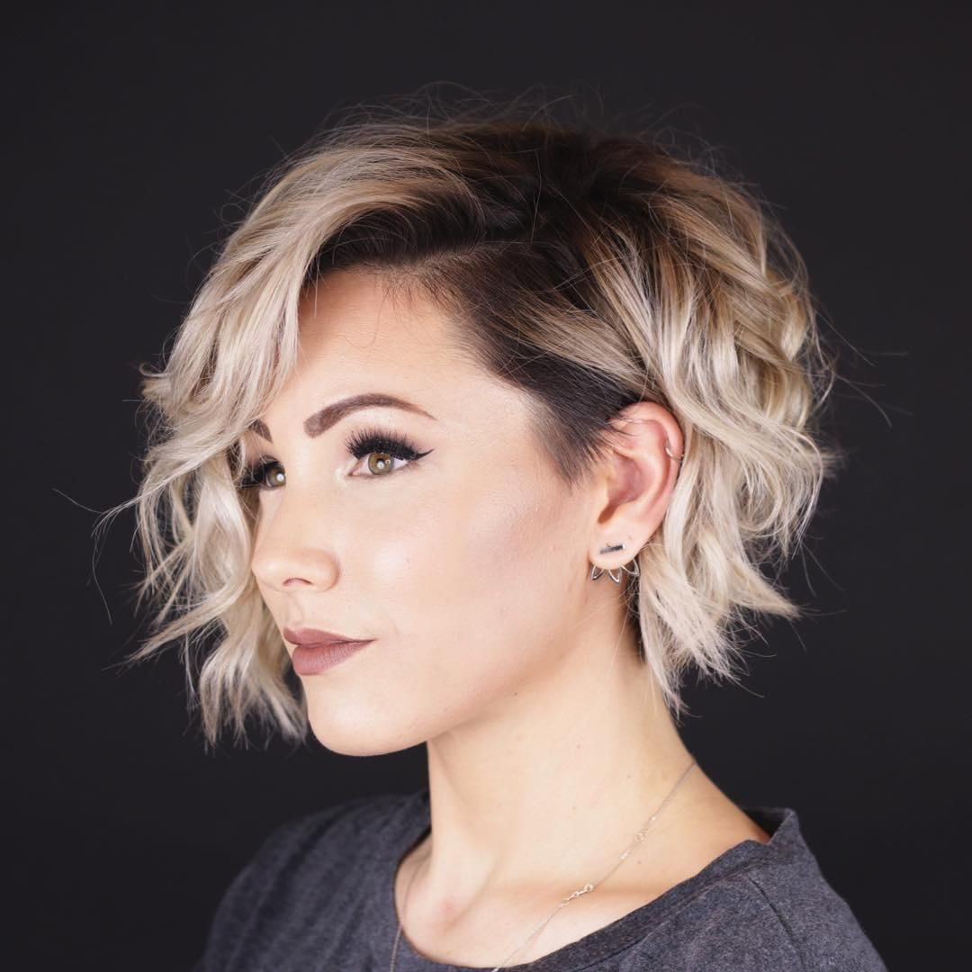 54 Pretty Short Hairstyles and Haircuts Ideal for Women
