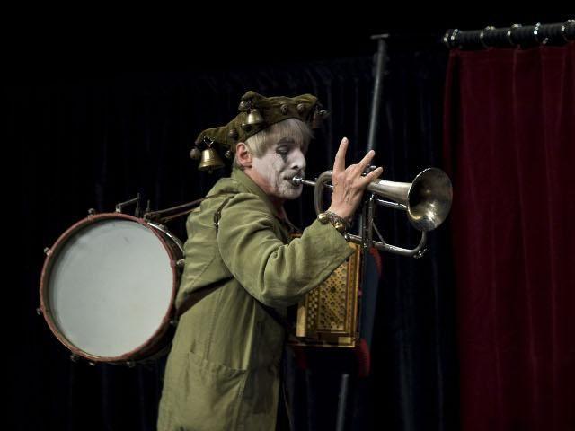 The World Of Clown Dimitri Locarno Clown Famous