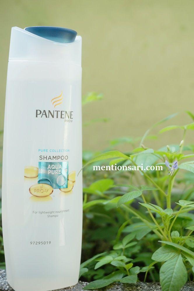 review pantene aqua pure