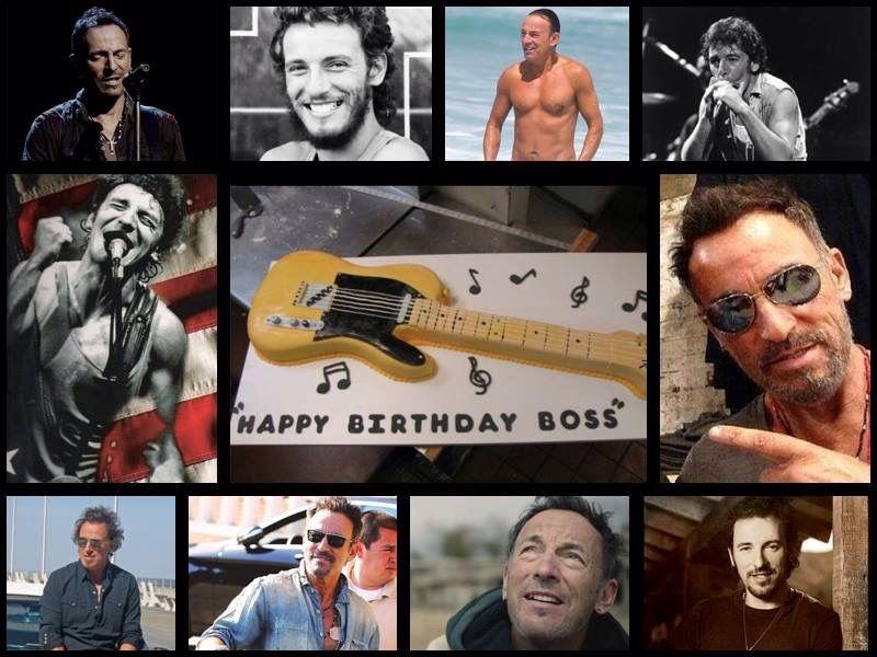 Happy 65th Birthday Bruce!