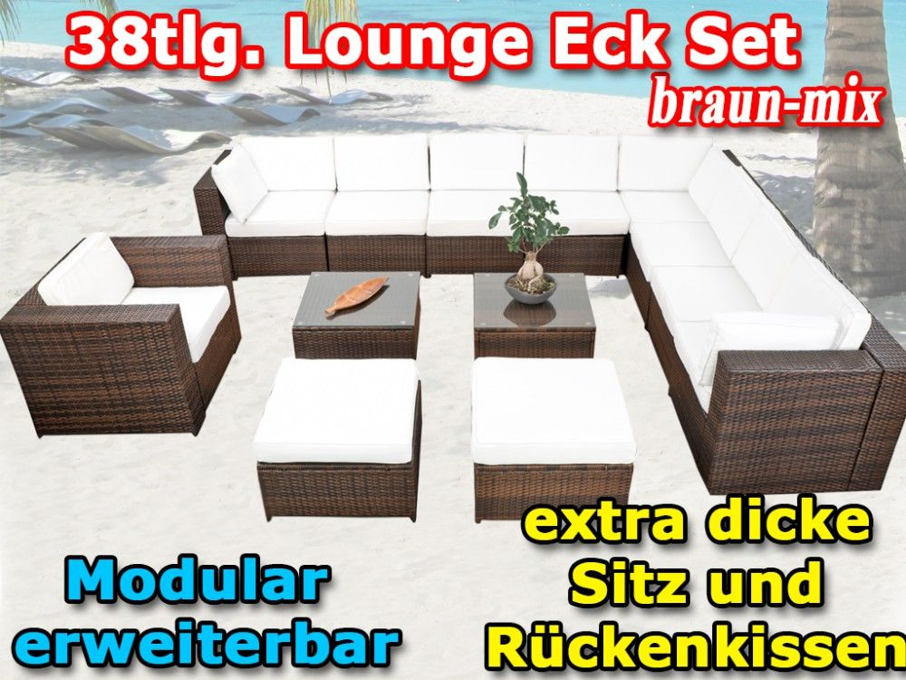 Loungembel outdoor reduziert interesting loungembel for Gunstige loungemobel outdoor