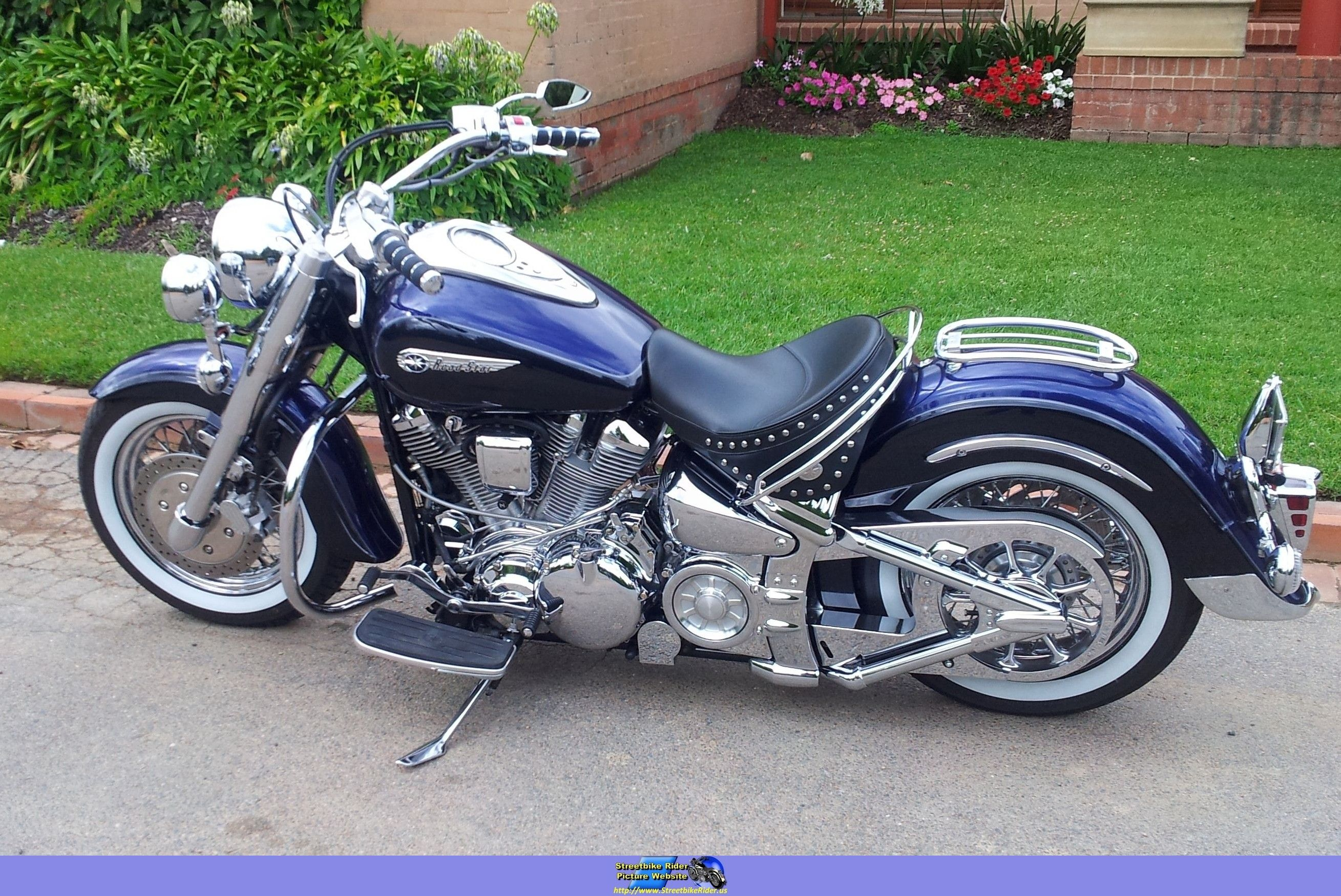 Yamaha Road Star Google Search Motorcycles Vintage Custom
