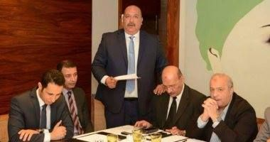 محمد عادل حسنى رئيسا للجمعية المصرية المغربية لرجال الأعمال Talk Show Scenes Signup