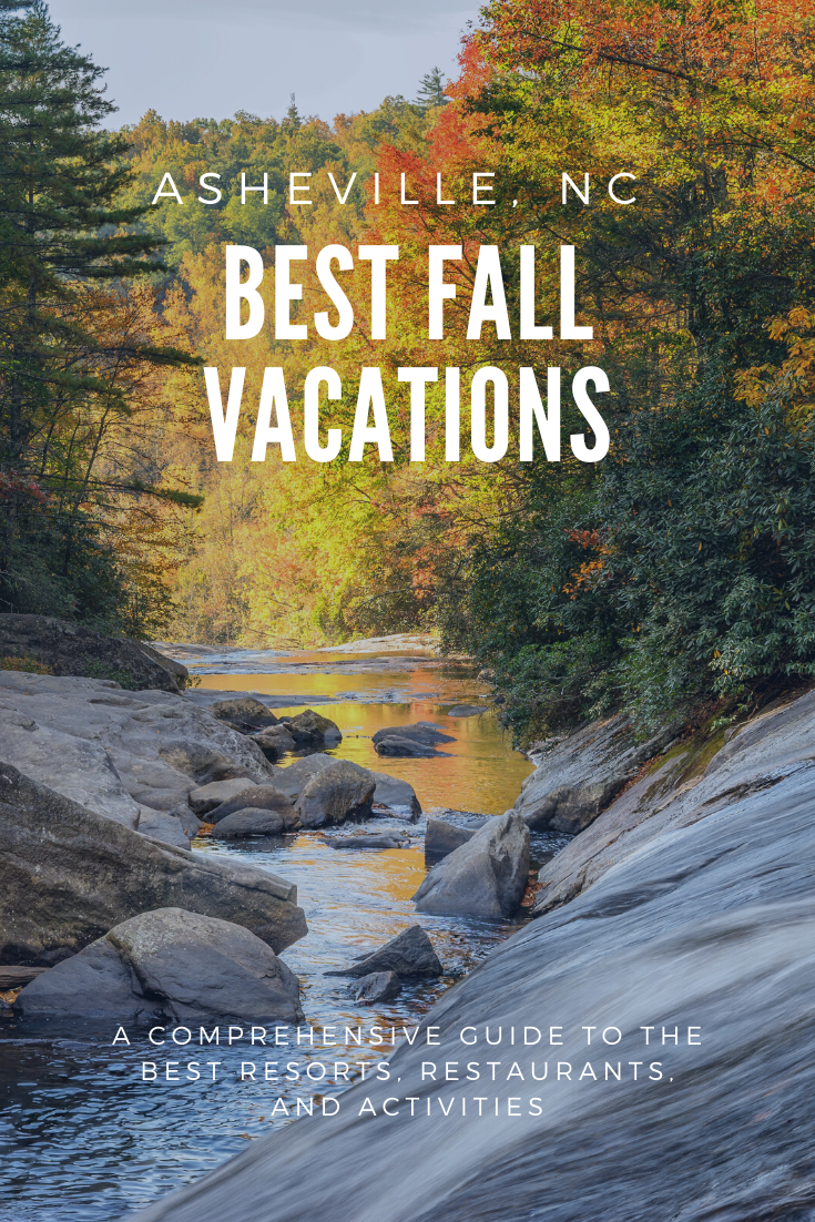 Nestled In The Blue Ridge Mountains, This Vibrant City Is