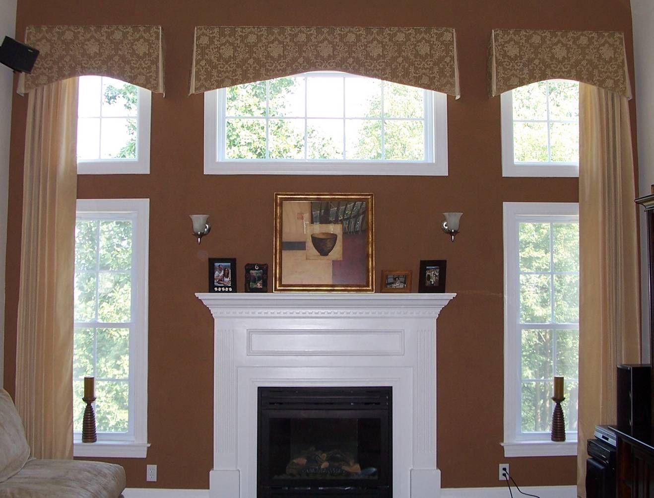 Shade Tree Interiors - handling 2 story windows with ...