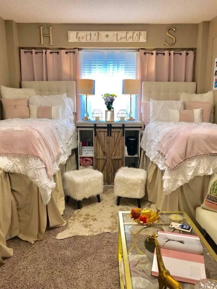 41 cute dorm room ideas for girls decorations 22 images