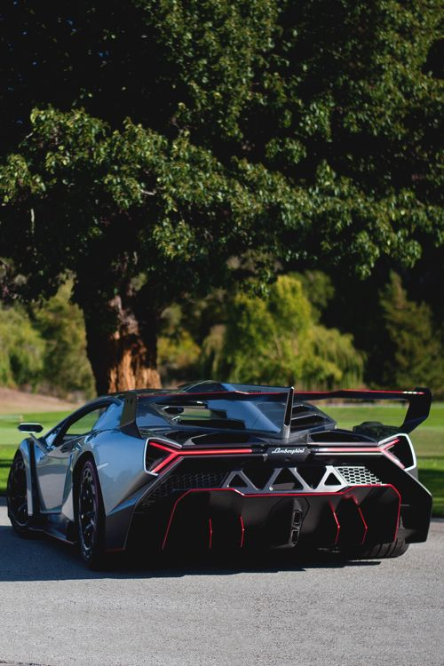 Lamborghini Veneno | Lamborghini | Source The $ 4,500,00 Bull Goes From 0