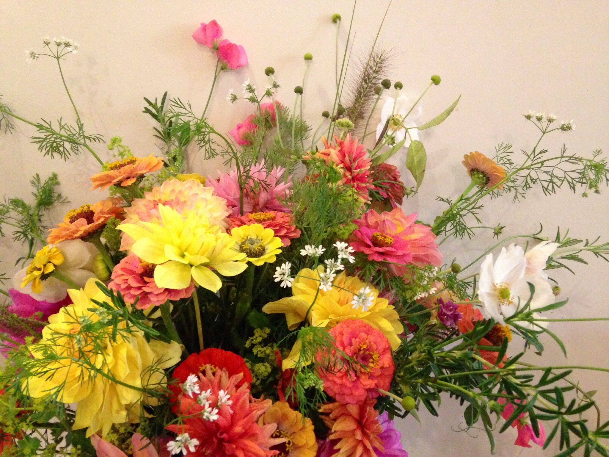 Japanese Flower Bouquets Stock Flower Images Pinterest Zinnias