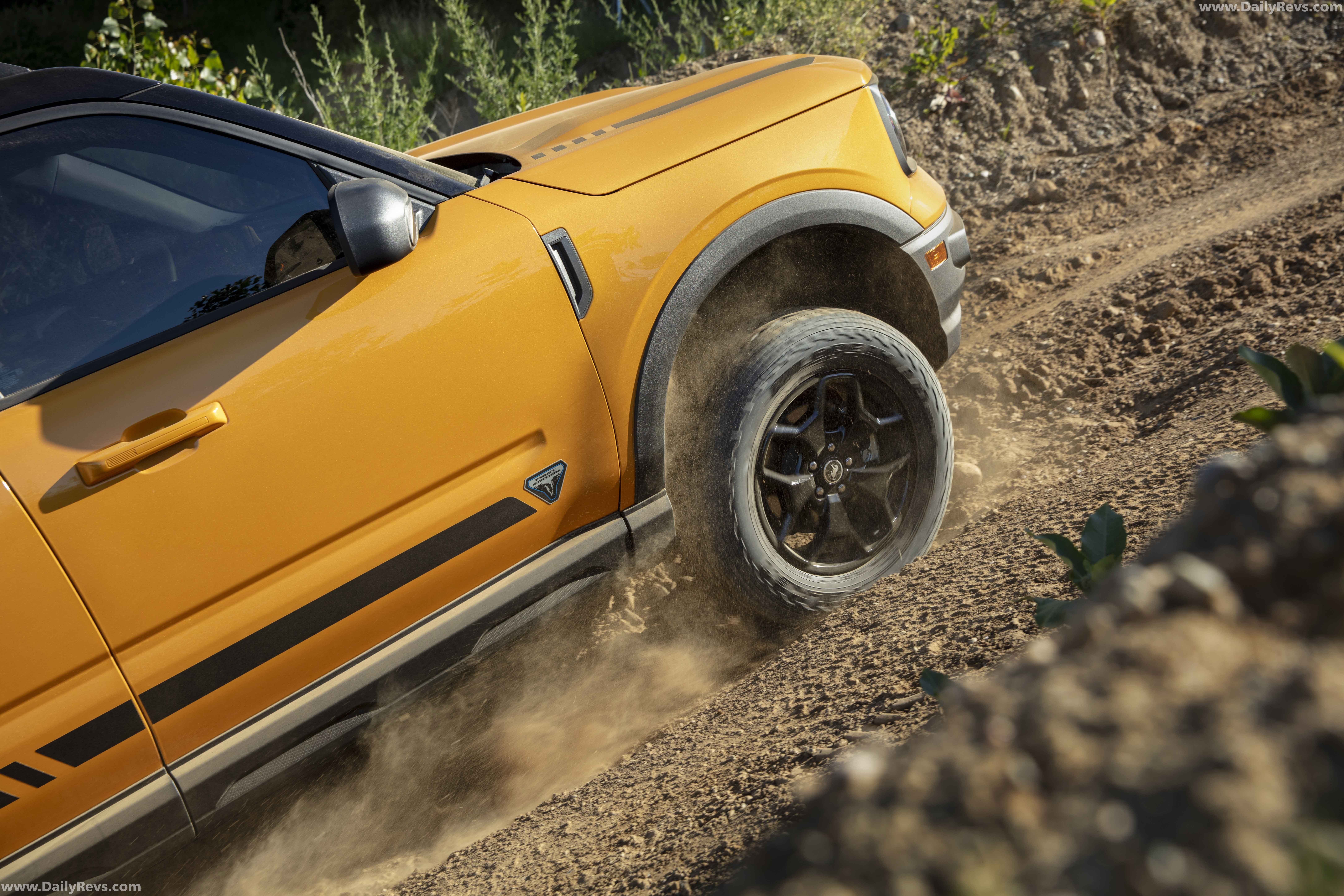 2021 Ford Bronco Sport Dailyrevs in 2020 Bronco sports