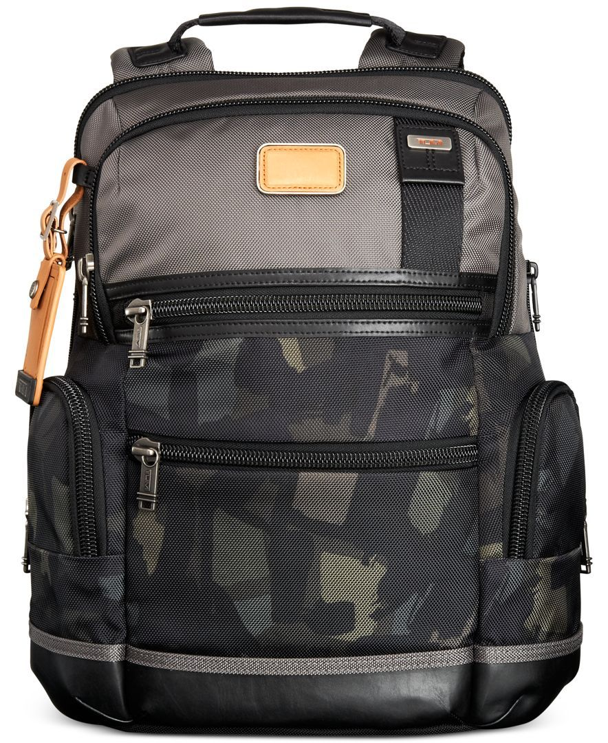 4bfbfcd06 Tumi Alpha Bravo Knox Backpack Tumi Alpha Bravo Knox Backpack & Reviews -  All Accessories -