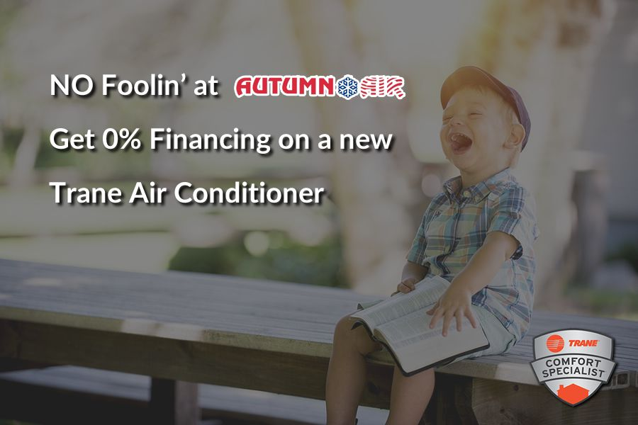 Waiting For A Great Deal On A New Ac System Get Special Financing On A New Trane Air Conditioning System Call Aut Air Conditioning System Ac System Trane Hvac