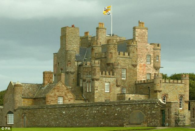 The Castle Of Mey Was First Seen By Queen Elizabeth In 1952 When She Mourning Her Husband Hm King George Vi It Only Residence
