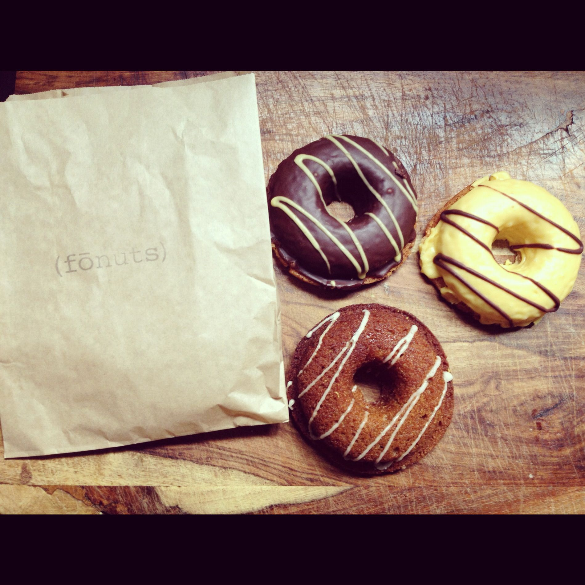 Vegan GlutenFree Donuts Los Angeles Tested and Approved