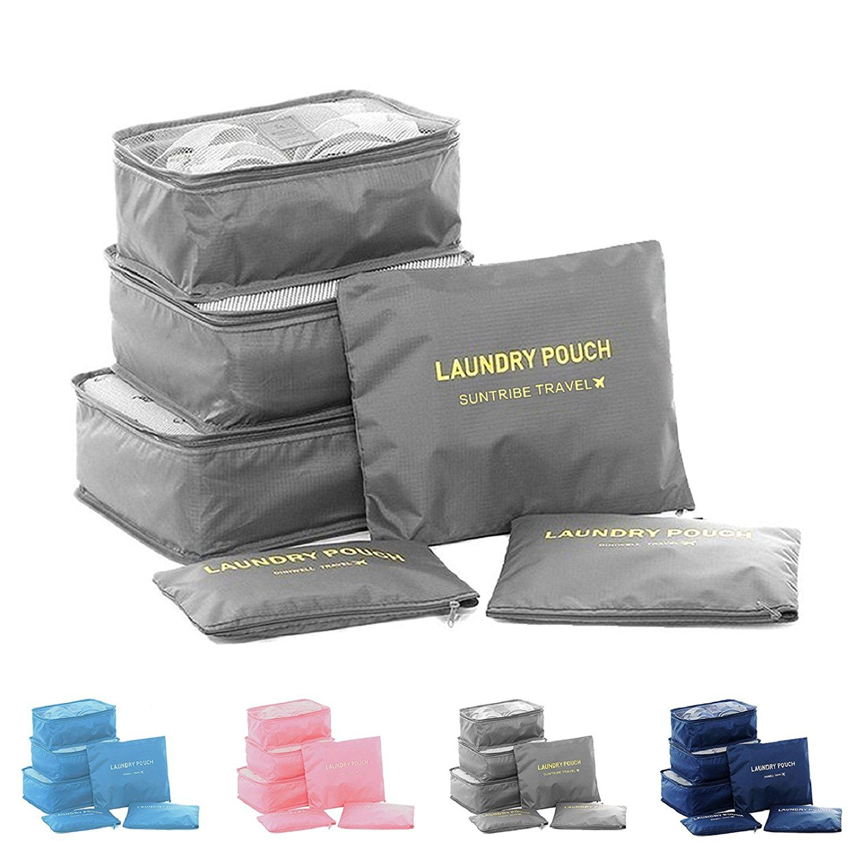 Harga Dan Spek Travelling Organizer Update 2018 Mesin Poles Shine Mate Ep800 Ep801 6 Set Packing Cubestravel Luggage 3 Travel Cubes Pouches