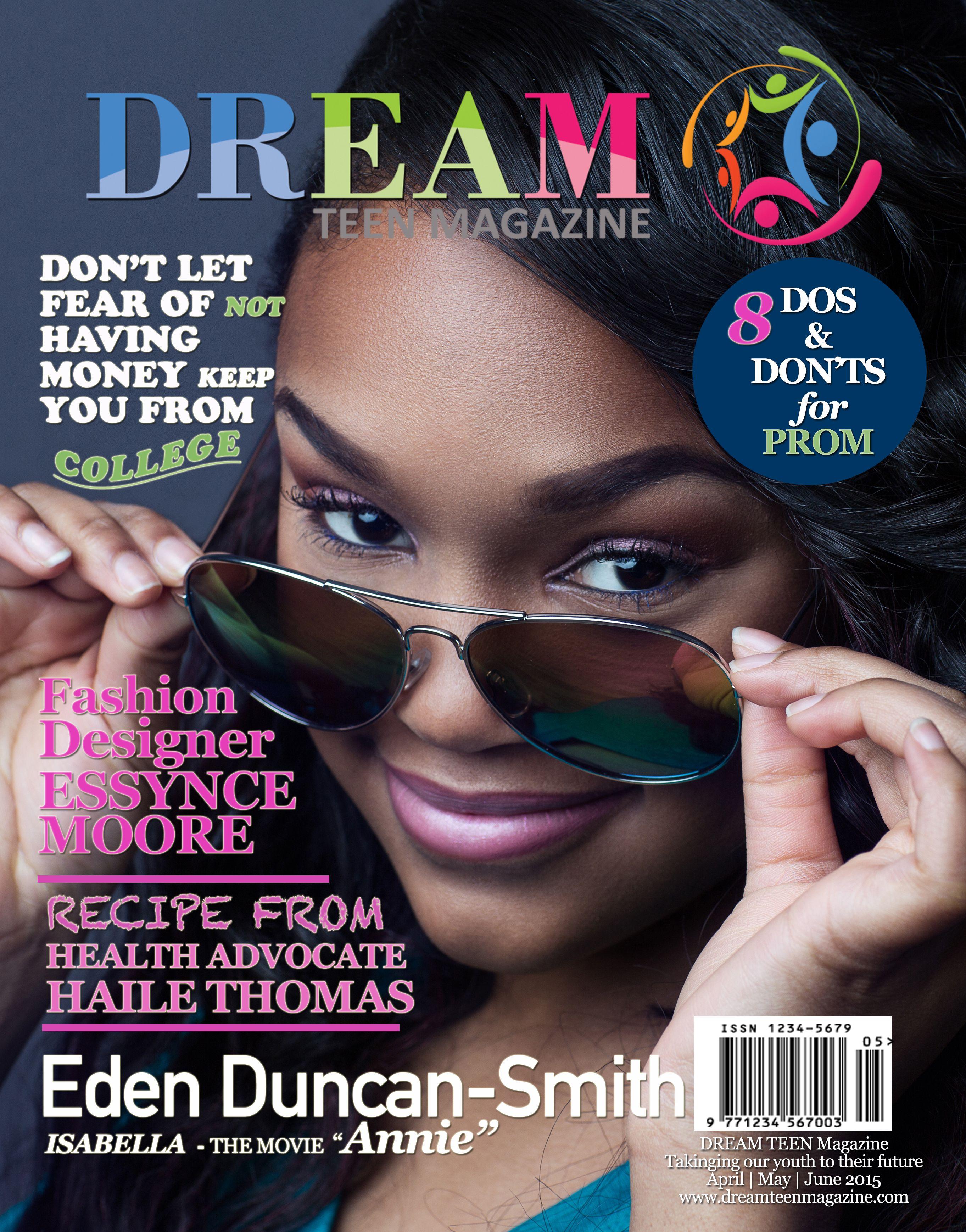 Teen minutes magazine