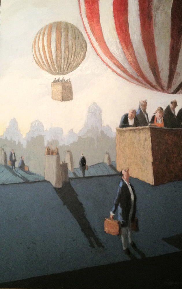 Thomas Bossard - Bon voyage