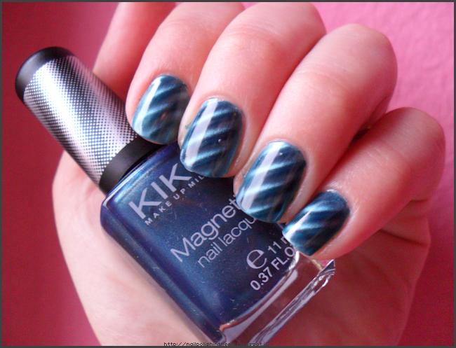 Kiko - Magnetic Nail Lacquer Ottanio (705)   My Style   Pinterest ...