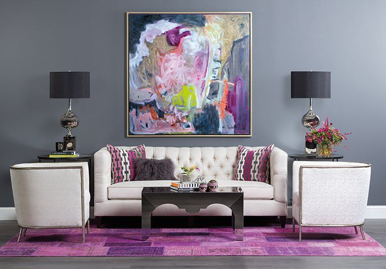 Color Me Glam  Looks To Love  Pinterest  Living Rooms Room And Fascinating Interior Designs Ideas For The Living Room Decorating Design