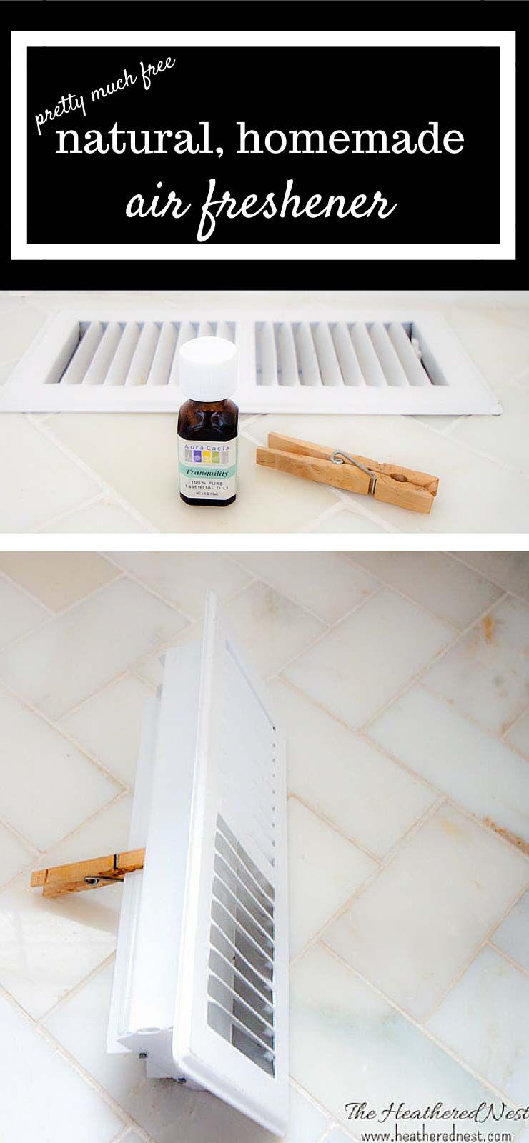 DIY Air Freshener. So fresh, so clean, so easy | Pinterest ...