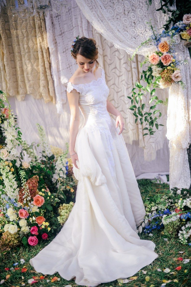 Wedding Dress Bustle Types All the Styles and Tips You