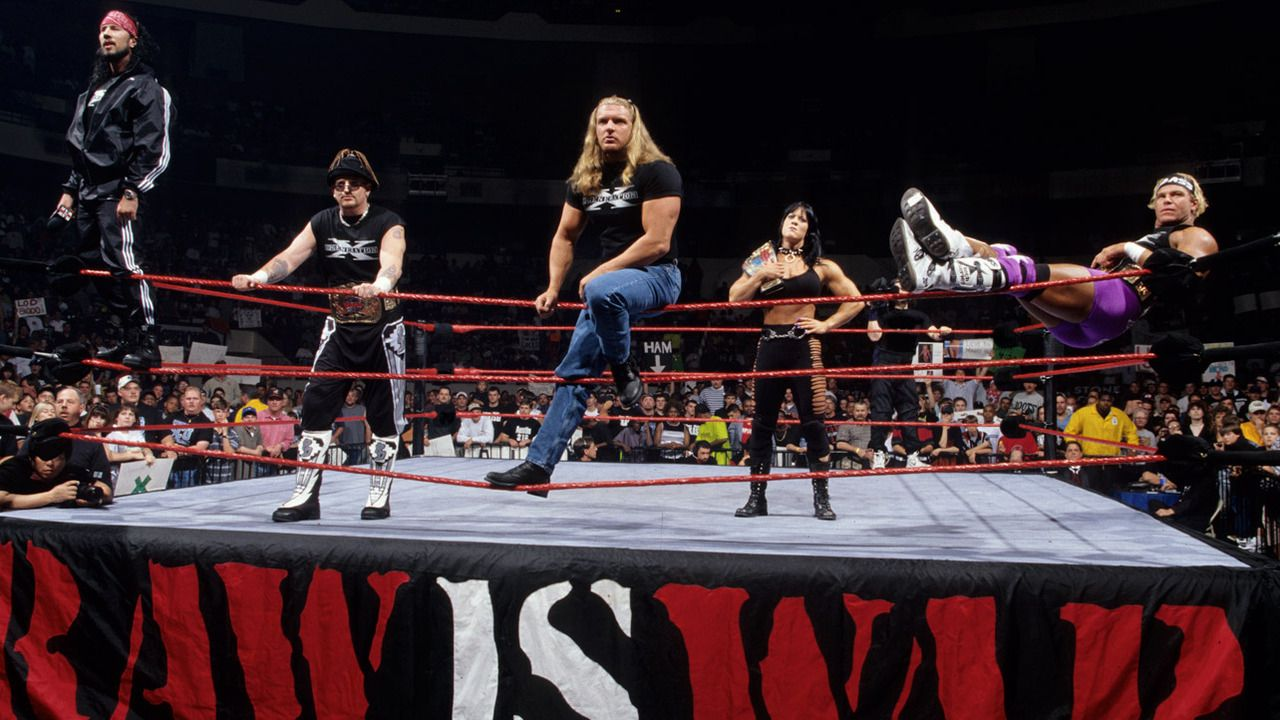 D-Generation X. Raw is War. Federation. Memories of pure ...
