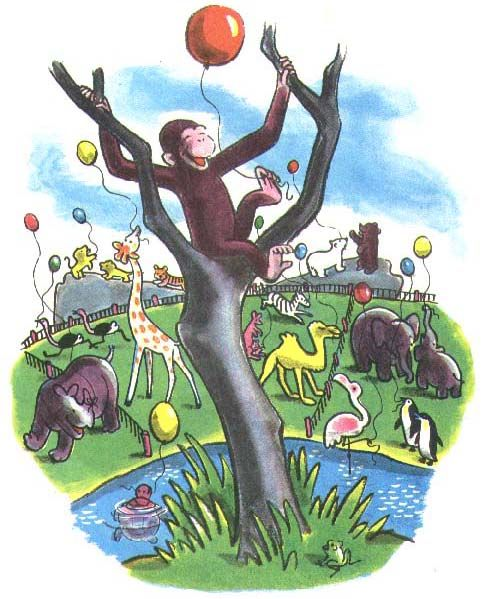7 Original Curious George Books Picture Books Illustration Children S Book Illustration Children S Picture Books